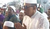President offers prayers at National Eidgah