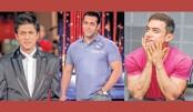 Aamir, Salman bigger stars than me: SRK