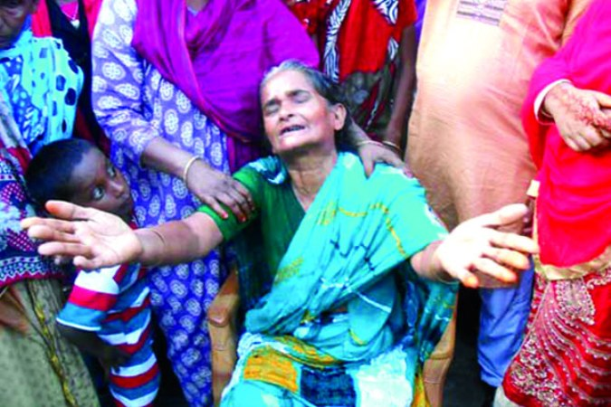 Sholakia attack : Constables' families lose their main wage earner