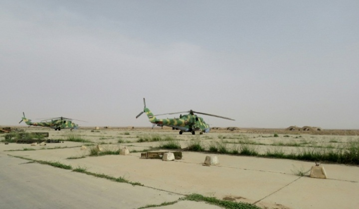 Two Russian pilots killed in helicopter downing in Syria