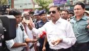 Gulshan café attack won't affect metro rail work: Quader