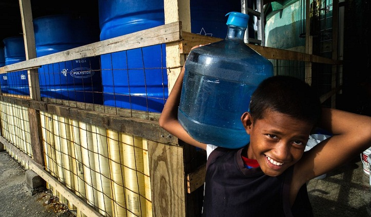 Deals signed with ADB for improved water supply in Dhaka