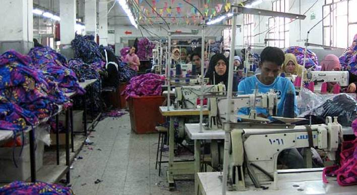 Bangladeshi workers 30% in Egyptian private sectors