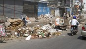 Barisal turns into a city of waste