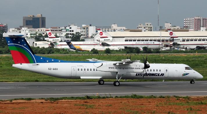 US-Bangla adds 4 planes to fleet