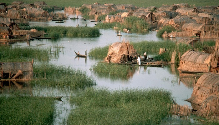 Iraqi marshlands named UNESCO world heritage site