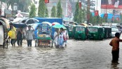 Torrential rains aggravate life in port city