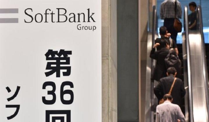 Softbank shares slide 10% after ARM takeover