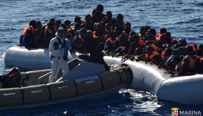 More than 3,200 migrants rescued in Mediterranean