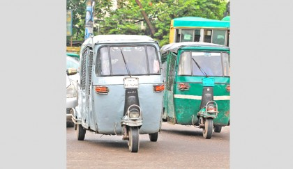 private auto rickshaws being used illegally 2016 07 20
