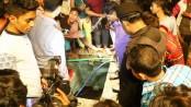 4-yr boy falls into city sewerage line