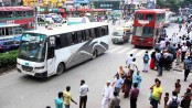 Public transport might be banned in diplomatic area