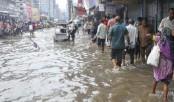 Heavy rains mount sufferings on city dwellers