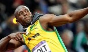 Bolt powers to 200m win