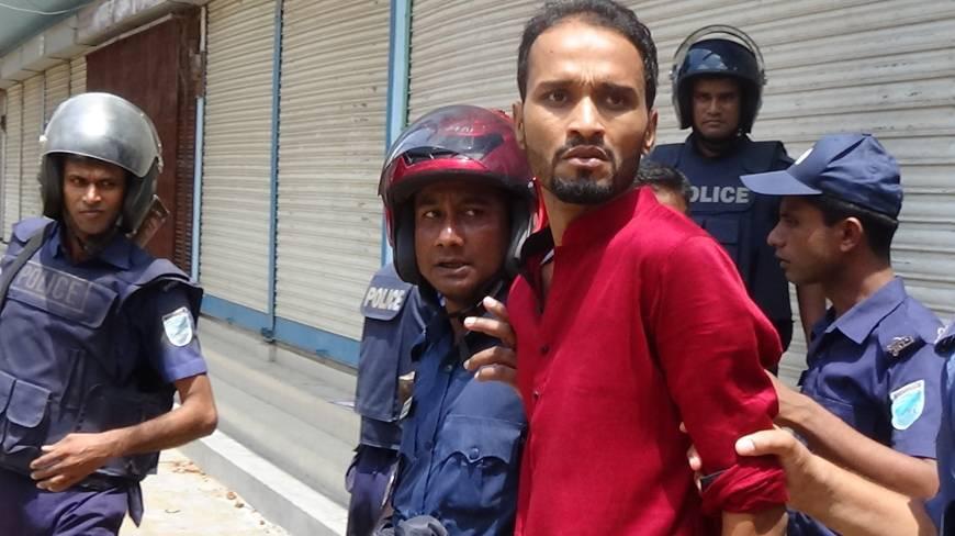 Gaibandha teacher held for sheltering Sholakia attacker