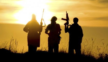 Terror financing comes from abroad