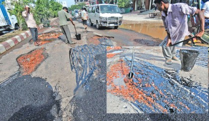 Chittagong people suffer due to insufficient asphalt plant