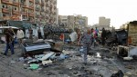 15 killed in suicide bomb attack in Baghdad