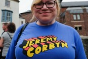 Jeremy Corbyn campaign T-shirts 'Made in Bangladesh'
