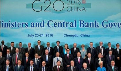 Brexit heightens global economic risks, says G20