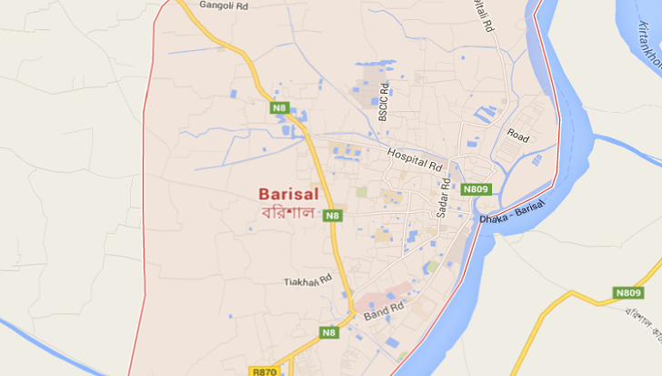Two suspected militants held in Barisal