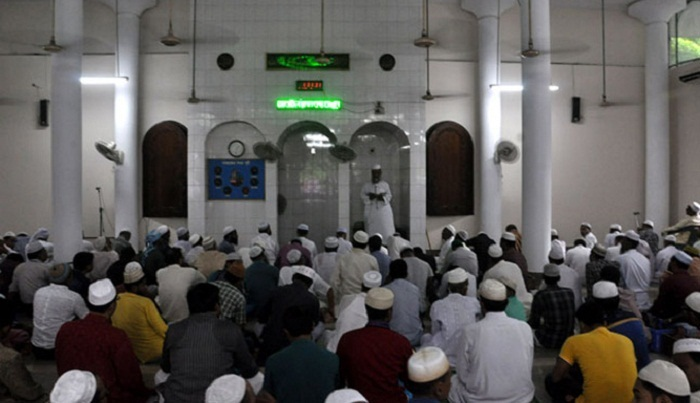 Legal notice served to cancel common khutba