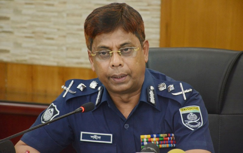 Arms suppliers identified, says police chief