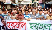 Bogra BNP's half-day hartal observed peacefully