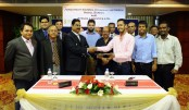 Hotel Sarina, Ayesha Logistics signs deal