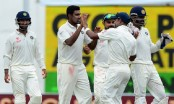 Ashwin seals India's first innings win in WI