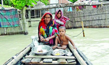 Flood situation worsens in northern districts