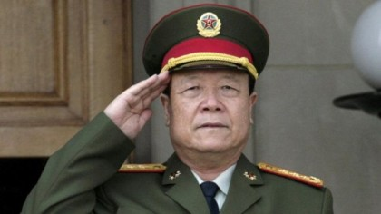 Chinese General sentenced to life for corruption