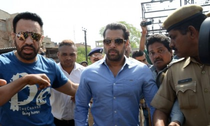 Rajasthan high court acquits Salman Khan in Chinkara poaching cases