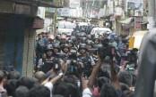 Eight among nine militants killed in Kalyanpur identified