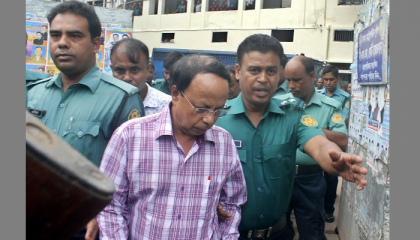 NSU Professor sent to jail after 8-day remand