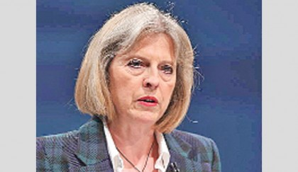 British PM rules out return of hard border in N Ireland