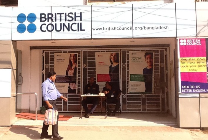 British Council temporarily closed, IELTS exams to go on
