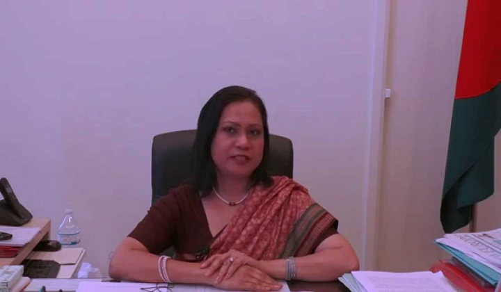 Bangladesh's Ismat Jahan new OIC envoy to EU mission