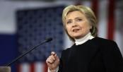 Clinton declared Democratic nominee