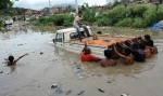Flood, landslides triggered by heavy rains kill 54 in Nepal