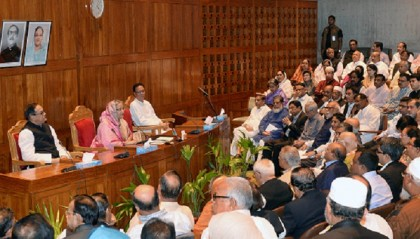 PM asks AL MPs to prepare for next polls