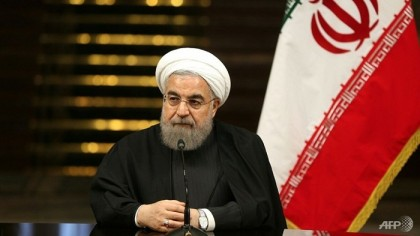 Iran's presidential election May 19