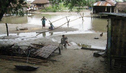 Flood situation fails to improve across the country