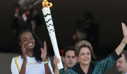 Rousseff will miss Rio Olympic ceremony