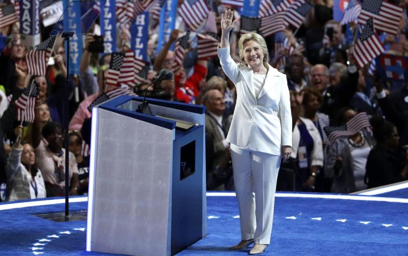 Top 10 quotes from Hillary Clinton's speech at DNC 2016