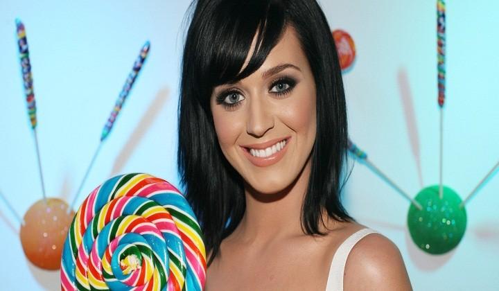 Katy Perry has never had grey hair