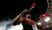 Bolt ready to strike after fitness scare