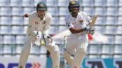 Sri Lanka vs Australia: Kusal Mendis' unbeaten 169 pulls hosts out of trouble