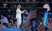 Clinton accepts Democratic nomination