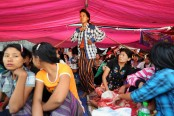 Myanmar garment workers delegation visits Dhaka